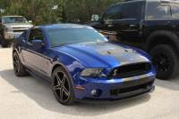 2013 Ford Mustang 2dr Cpe Shelby GT500 Car