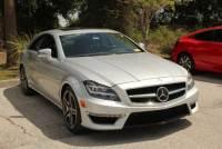 2012 Mercedes-Benz CLS-Class 4dr Sdn CLS 63 AMG RWD Car