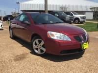 Used 2009 Pontiac G6 GT Coupe V-6 cyl for sale in Richmond, VA