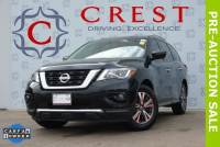 Certified 2017 Nissan Pathfinder SL SUV For Sale in Frisco TX