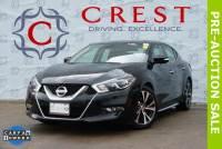 Certified 2017 Nissan Maxima Platinum Sedan For Sale in Frisco TX