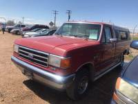 1990 Ford F-150 Reg. Cab Short Bed 4WD