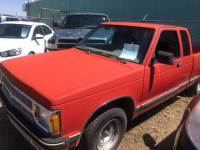 1992 Chevrolet S10 Pickup Ext. Cab Short Bed 2WD