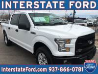 Used 2016 Ford F-150 XLT Truck V8 FFV in Miamisburg, OH