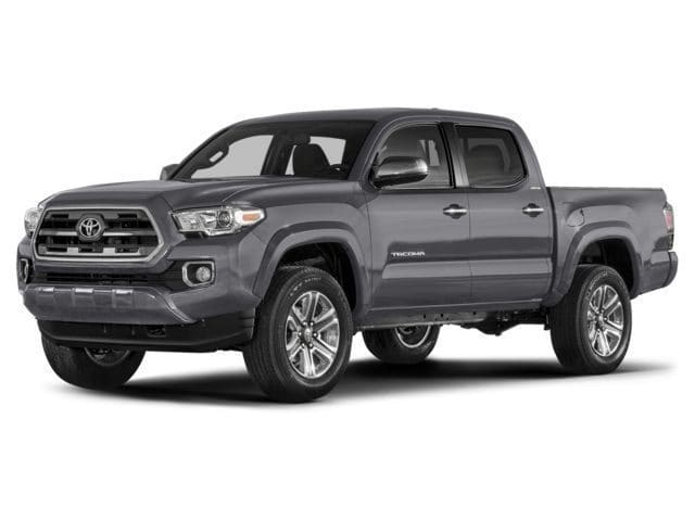 Photo Used 2016 Toyota Tacoma TRD Sport 4WD Double Cab V6 AT TRD Sport For Sale in Seneca, SC