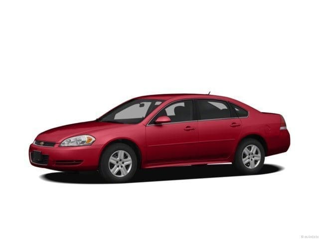Photo Used 2012 Chevrolet Impala LT Fleet Only For Sale in Sunnyvale, CA