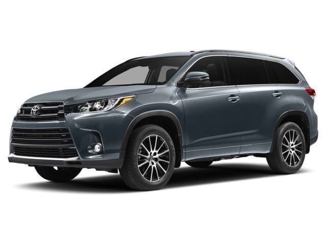Photo Used 2017 Toyota Highlander XLE V6 SUV All-wheel Drive in Chico, CA