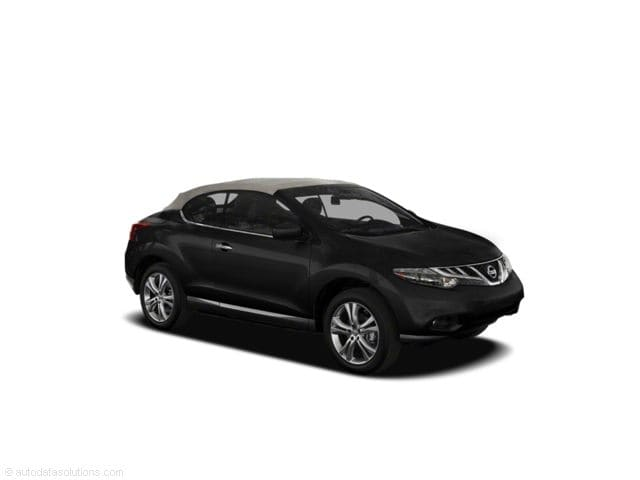 Photo 2011 Nissan Murano CrossCabriolet AWD 2dr Convertible SUV