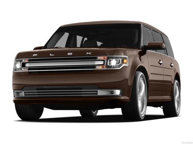 Photo 2013 Ford Flex Limited AWD SUV All-wheel Drive For Sale  Jackson, MI