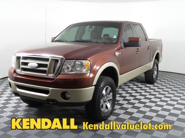 Photo Pre-Owned 2007 Ford F-150 King Ranch