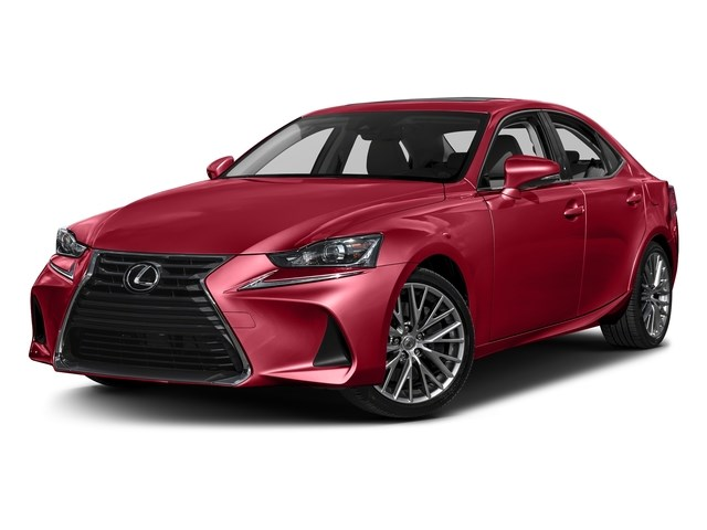 Photo 2017 LEXUS IS IS Turbo 4dr Car
