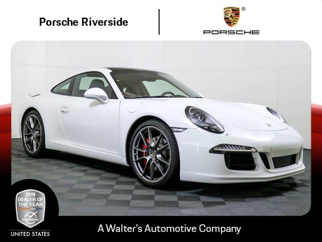 Photo Certified Pre-Owned 2016 Porsche 911 Carrera S