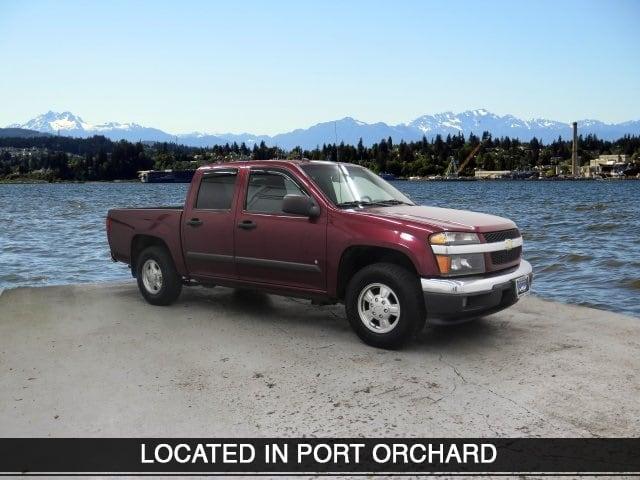 Photo Used 2008 Chevrolet Colorado LT for Sale in Tacoma, near Auburn WA