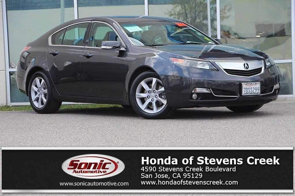 Photo Used 2014 Acura TL 3.5 wTechnology Package For Sale in Colma CA  Stock SEA003054  San Francisco Bay Area
