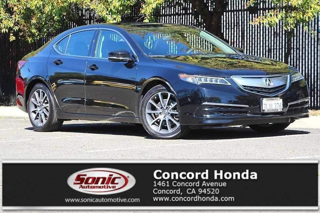 Photo Used 2015 Acura TLX TLX 3.5 V-6 9-AT P-AWS For Sale in Colma CA  Stock SFA015830  San Francisco Bay Area