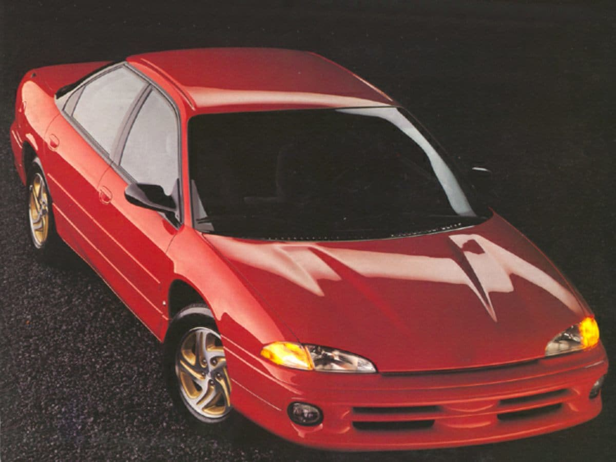 Photo Used 1993 Dodge Intrepid ES Sedan V-6 cyl in Clovis, NM