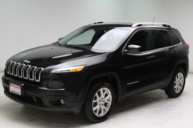 Photo Certified Used 2015 Jeep Cherokee Latitude FWD in Brunswick, OH, near Cleveland