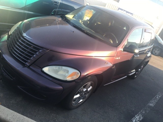 Photo Pre-Owned 2004 Chrysler PT Cruiser Limited SUV in Dublin, CA
