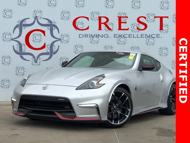 Photo Certified 2017 Nissan 370Z Nismo Coupe For Sale in Frisco TX