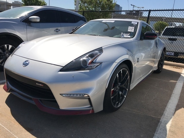 Photo Certified 2018 Nissan 370Z Nismo Tech Coupe For Sale in Frisco TX