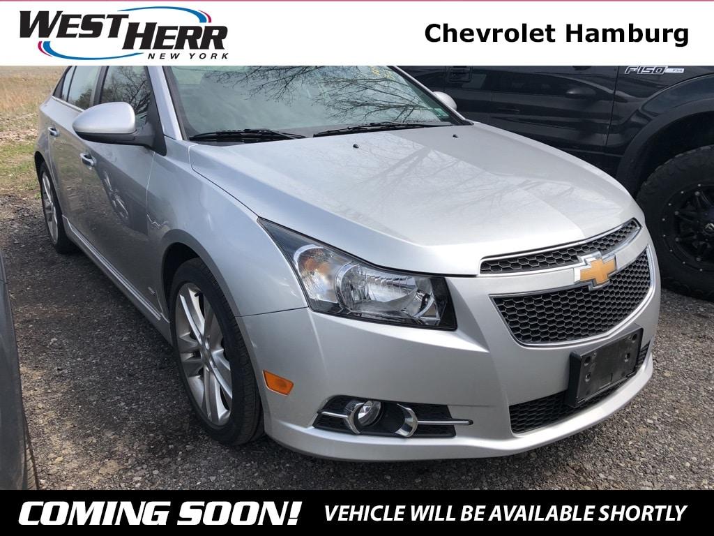 Photo 2014 Chevrolet Cruze LTZ Sedan