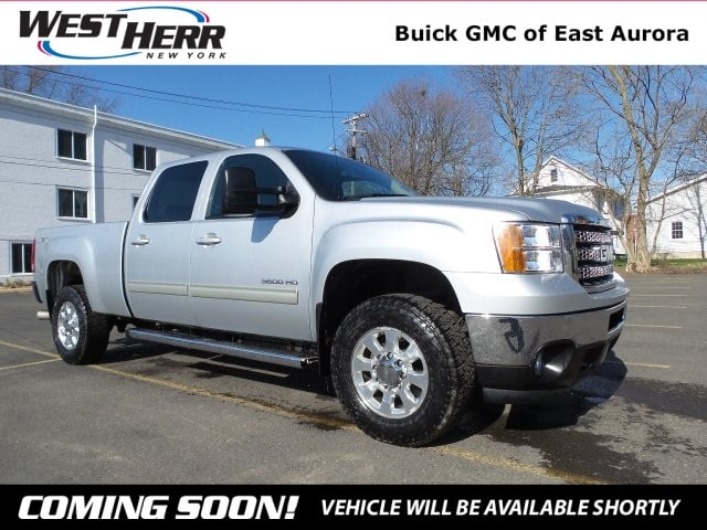 Photo 2014 GMC Sierra 3500HD SLT Truck Crew Cab