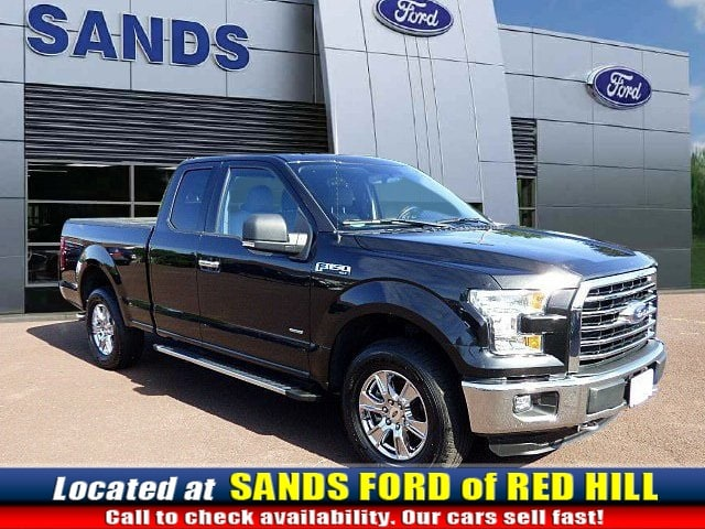 Photo Used 2015 Ford F-150 XLT Truck V6 EcoBoost in Red Hill, PA