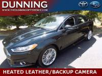 Used 2014 Ford Fusion SE For Sale In Ann Arbor