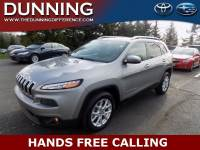 Used 2014 Jeep Cherokee Latitude For Sale In Ann Arbor