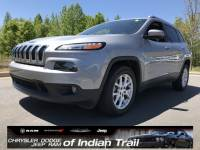 CERTIFIED PRE-OWNED 2015 JEEP CHEROKEE LATITUDE FWD 4D SPORT UTILITY