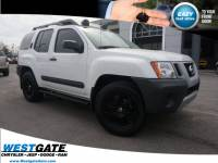 PRE-OWNED 2012 NISSAN XTERRA PRO 4WD
