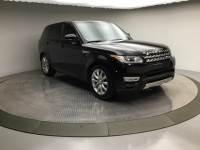 Pre-Owned 2014 Land Rover Range Rover Sport 4WD 4dr HSE Four Wheel Drive SUV