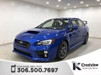 Pre-Owned 2016 Subaru WRX STI w/Sport-tech Pkg| Nav| Remote Start AWD 4dr Car