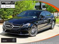 Certified Pre-Owned 2017 Mercedes-Benz CLS 550 Coupe With Navigation