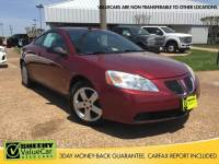 Bargain 2009 Pontiac G6 GT Coupe V-6 cyl in Richmond, VA