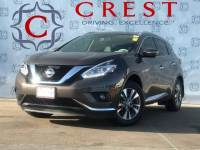 Certified 2015 Nissan Murano SL SUV For Sale in Frisco TX