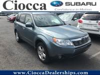 Used 2009 Subaru Forester X Limited for Sale in Allentown near Lehigh Valley