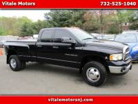 2003 Dodge Ram 3500 MANUAL SHIFT DIESEL 4X4 LONG BED DUALLY