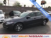 Used 2015 Acura TLX 2.4L 4dr Car in Mesa
