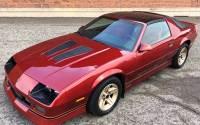 1986 Chevrolet Camaro -IROC Z/28-1 OWNER-Only 34,569 ORIGINAL MILES-T-TOPS-