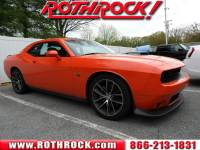 Used 2016 Dodge Challenger R/T Scat Pack Coupe for Sale in Allentown, PA