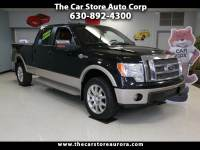 2010 Ford F-150 King Ranch SuperCrew 6.5-ft. 4WD