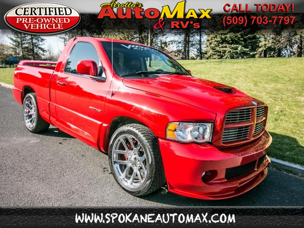 Photo 2005 Dodge Ram 1500 SRT-10 Viper 6-SPEED MANUAL