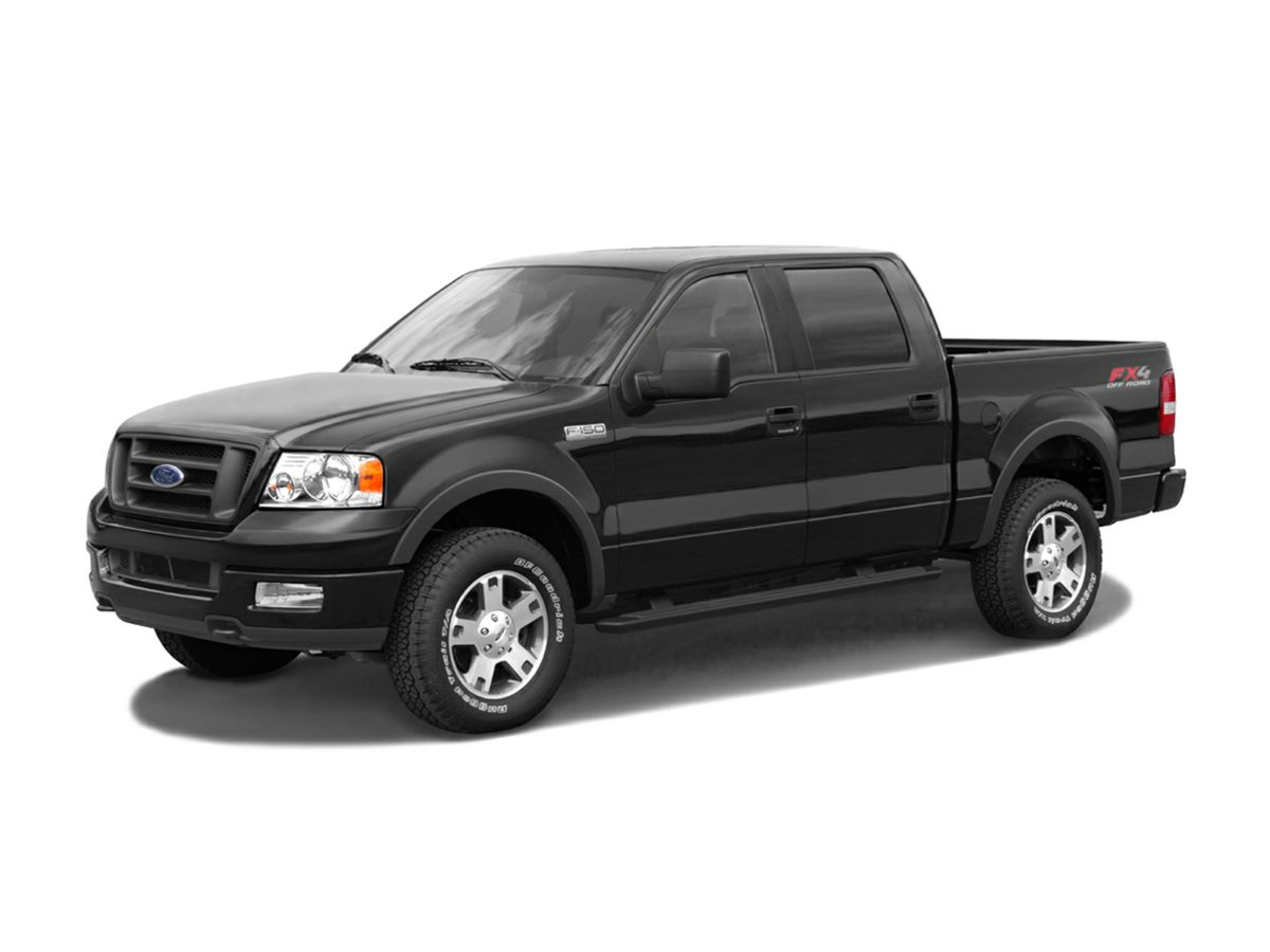 Photo PRE-OWNED 2006 FORD F-150 KING RANCH 4WD