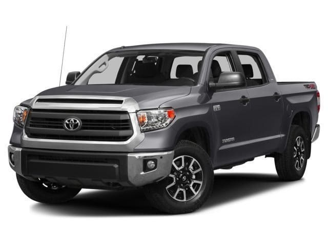 Photo 2017 Toyota Tundra SR5 TSS Offroad, Navigation  Fender Flares Truck CrewMax 4x4 4-door