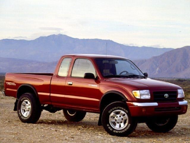 Photo Pre-Owned 1999 Toyota Tacoma Truck Xtracab near Atlanta GA