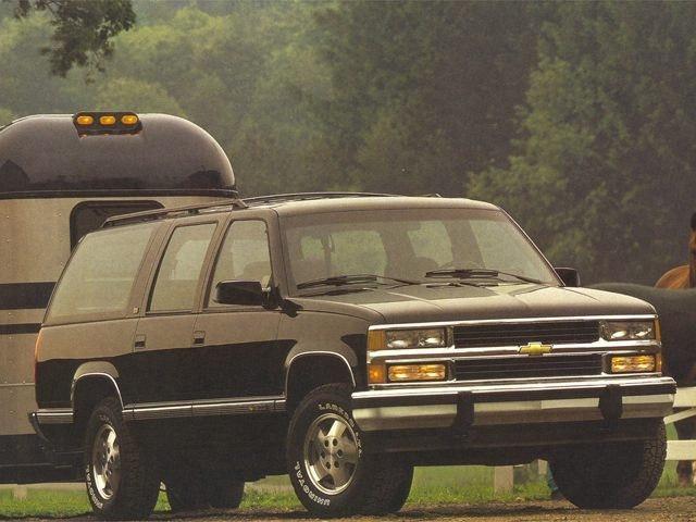 Photo Used 1993 Chevrolet Suburban 2500 Base in Cheyenne, WY