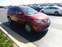 Pre-Owned 2014 Nissan Rogue SL With Navigation & AWD