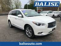 Used 2015 INFINITI QX60 for sale in West Springfield, MA