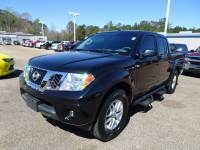 Used 2017 Nissan Frontier SV Truck Crew Cab for sale in Laurel, MS